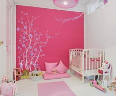 Large Wall Tree Nursery Decal