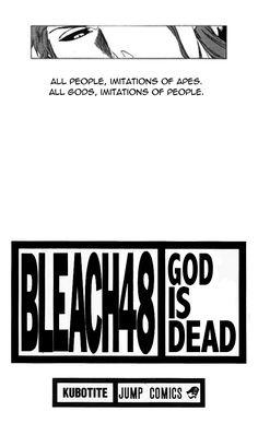 Bleach Volume 48 Poem: Hogyoku Infused Aizen Sosuke Cover