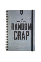 a5 spinout notebook, RANDOM CRAP
