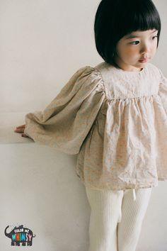 Baby Girl Dresses, Baby Dress, Baby Girl Fashion, Kids Fashion, Girls Kurti, Spring Blouses, Korean Babies, Frocks For Girls, Kurti Designs Party Wear