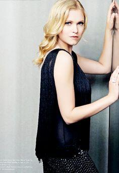 Eliza Taylor for Regard Magazine, October 2014