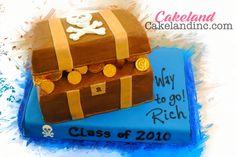 19.Pirate cake