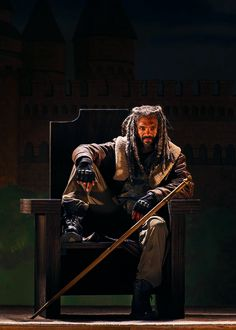 King Ezekiel Season 7