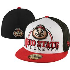 My new hat!!! Ohio State Buckeyes New Era 59FIFTY Deluxe City Fitted Hat