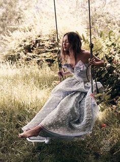 Alycia Debnam-Carey - Vogue Australia