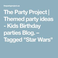 """The Party Project 