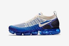 Fsr Nike Air Vapormax Flyknit 2.0 W 2nd Generation Air Max All Match Jogging Shoes 2.0 Off White