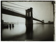 The Brooklyn Bridge was built in 1883.