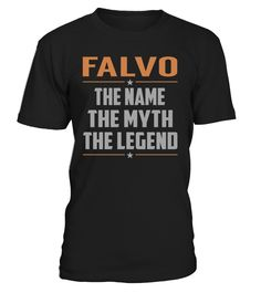 FALVO - The Name - The Myth - The Legend #Falvo