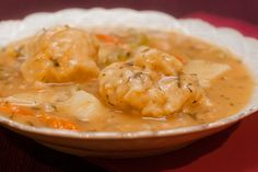 Dilly Stew With Rosemary Dumplings  by IsaChandra