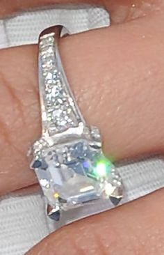 Celebrity Engagement Rings on Pinterest | Celebrity ...