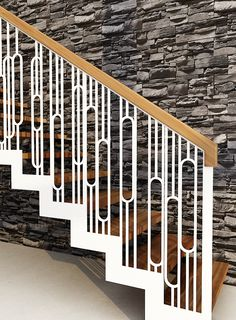 Design+Weld- Retro style balustrade