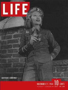 Life Magazine, November 27, 1944 - Gertrude Lawrence
