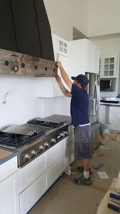 9 best wood hood vent images kitchen hoods kitchens range hoods rh pinterest com