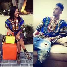 Visit www.dashikipride.com to order dresses, shorts, cardigans etc for as little as $20