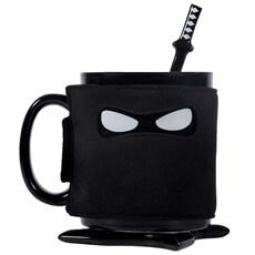 Ninja Mug and Coaster: Item number: 3324419635 Currency: GBP Price: GBP11.95