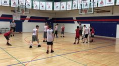 5th & 6th Grade Basketball at the Chippewa Valley Family YMCA