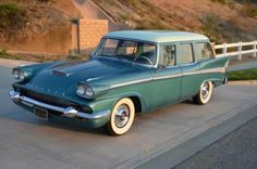 1958 Packard Station Wagon.