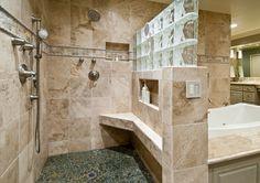 master bathroom designs   residential master bath remodel 02 - x-large photo