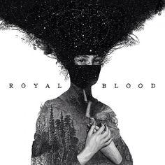 Royal Blood Album cover - Dan Hillier #album #art