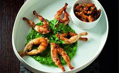 Recette de cuisses de grenouille à la crème de persil de Robuchon par Sophie