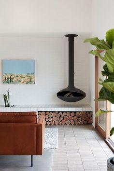 GalaHouse - Orange, NSW — pw studio Mid-century Interior, Prefabricated Houses, Courtyards, Interior Inspiration, My House, Beach House, Coastal, Sweet Home, Mid Century