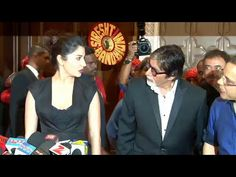 WATCH Amitabh Bachchan surprises Anushka Sharma at PIKU movies success party. See the full video at : https://youtu.be/qrg8N-aMkwA #amitabhbachchan #anushkasharma