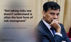 RBI chief Raghuram Rajan proposes regulations to eliminate 'Inspector Raj'
