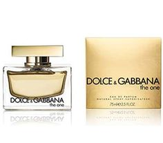 The One For Women 2.5 oz EDP Spray By Dolce & Gabbana