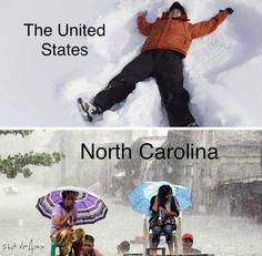 North Carolina, United States, The Unit