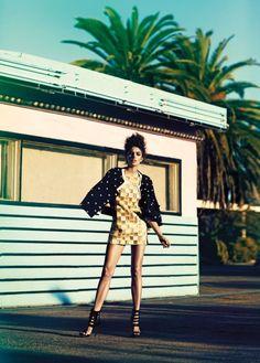Pulp Fashion #fashion #editorial - May 2013. Photographer: Chris Nicholls #moda #fotografia