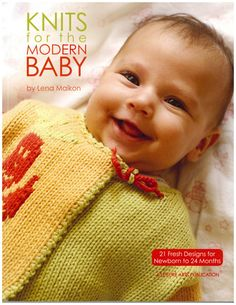 Knits for the Modern Baby, Leisure Arts 4640. Brand New. Now 50% OFF MSRP + free shipping in the US.