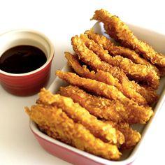 Nachos Fried Chicken