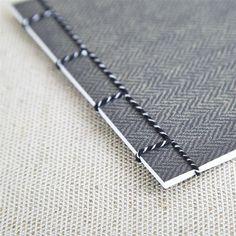Japanese Four-hole Binding | docrafts.com