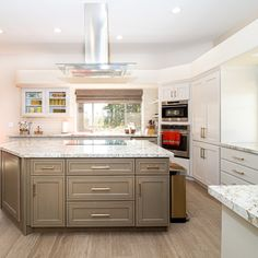 As your local NJ kitchen showroom with expert designers, we guide you through the different cabinetry construction and countertops fabrication forms, a variety of materials, and beautiful design options to help you get only the best for your remodeling project. #kitchendesign #kitchendecor #kitcheninspo #interiordesign #interiordecorating #interiors #interiorstyling #kitchenlove #springdecor #decorating #fixerupper #whitekitchen #elegantkitchen #kitchens #kitchenideas #kitchenremodel Elegant Kitchens, Luxury Kitchens, Interior Styling, Interior Decorating, Interior Design, Kitchen Decor, Kitchen Design, Kitchen And Bath Showroom, Custom Kitchen Cabinets