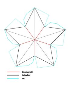 Paper Model Of A Great Dodecahedron  Paper Craft    Craft