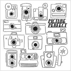 Picture Perfect - 12 x 12 Template/Stencil from 1-2-3 Stitch!