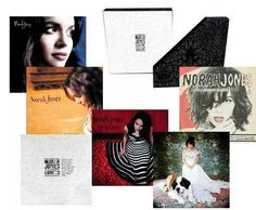 Norah Jones The Vinyl Collection on Limited Edition Box Set from Analogue Productions Enchanting Box Includes Five Individual Titles Plus Exclusive Bonus Covers Album Every Album in Set M The Doors, Nora Jones, The Nearness Of You, Acoustic Wave, Patsy Cline, Grammy Nominees, Willie Nelson, Pitch Perfect, Sleepless Nights