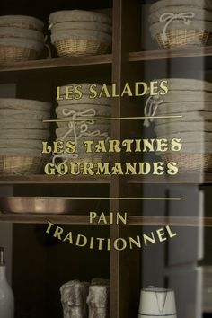 Brand Indentity for Balzac Brasserie