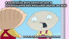Stewie Griffin, o famoso bebê de Uma Família da Pesada