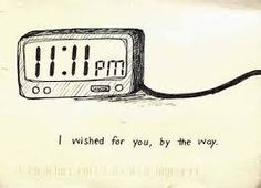 Pensamientos retorcidos: Make a wish Clock Drawings, Sad Drawings, Cool Art Drawings, Lyric Drawings, Book Drawing, Drawing Quotes, Drawing Stuff, Drawing Board, Easy Love Drawings