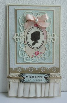 {Pink}-N-Pepper: Moments in time card