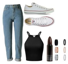 """""""The Mônica"""" by shotstyle ❤ liked on Polyvore featuring Converse and Serge Lutens"""