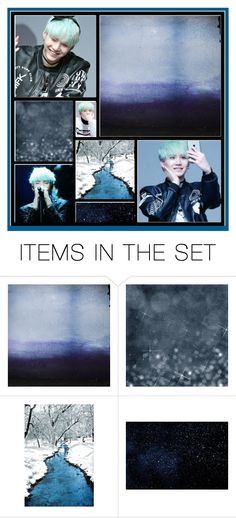"""Suga Aesthetic"" by kpopkrypto ❤ liked on Polyvore featuring art"