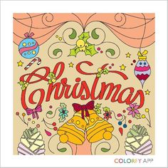 Christmas is all the way here! Enjoy your holiday season, making some good art for your beloved one by trying a colour book app. Get on playstore! Enjoy your season every one!