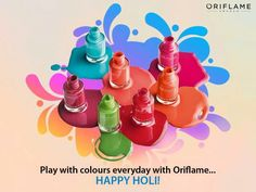 Colours so beautiful, you will never wish to stay away… May your life be as vibrant as you are!