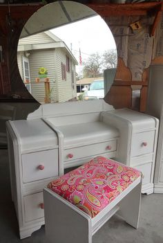 {createinspire}: My Story, My Worth, and a Furniture Makeover