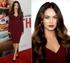 10 Best Makeup For Maroon Dress Images Perfect Makeup Beauty