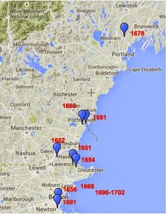 My Maine Ancestry: 52 Ancestors #40 - Isaac Cousins