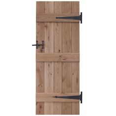 Ledged and Braced Oak Doors Butt & Bead £145 from Period House Store